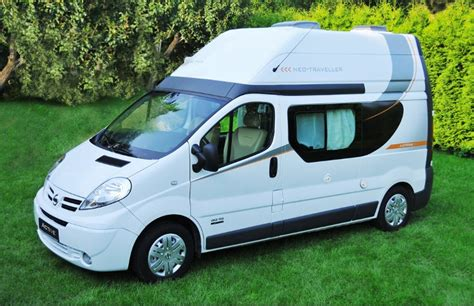 Neo-traveller Active; Lwh 5.18 M X 1.90 M X ?; 4 Seats, 4