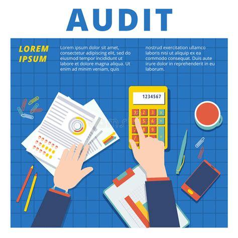 Revidera Redovisningen För Affären För Processen För Utredning För Skatt För Det Finansiella ...