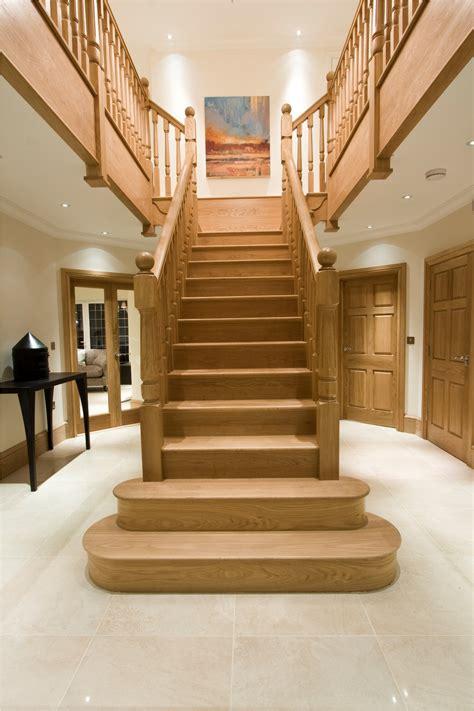 modern center staircase design  house decoration ideas