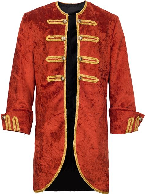 18th century frock coat colonial frock coat pirate frock coat colonial clothing