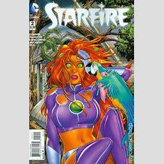 Starfire 2015 Dc Comic Books