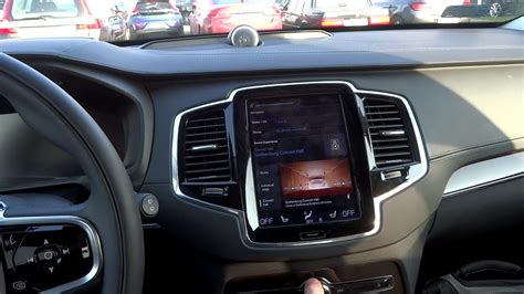 Volvo Audio System by 2016 Volvo Xc90 B W Audio Sound System Bowers Wilkins