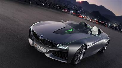 Bmw Future Futuristic Cars Wallpapers Concept Background