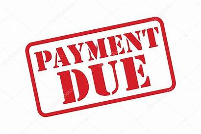 Due Payment Stamp Vector Background Deposit Illustration