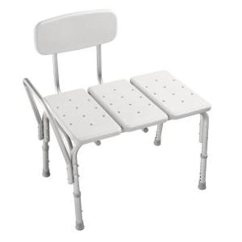 delta adjustable tub transfer bench df565 the home depot
