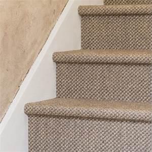 Renover Un Escalier En Bois : r novation d 39 escalier en sisal saint maclou saint maclou ~ Premium-room.com Idées de Décoration