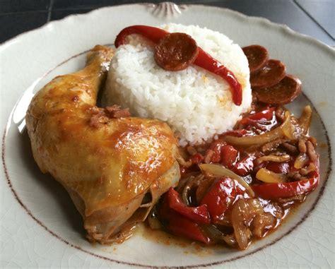 recette cuisine basque recette traditonnelle du poulet basquaise la maison du