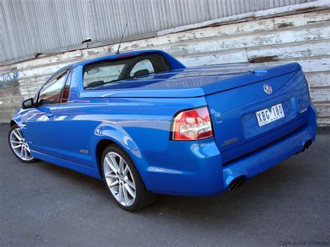 2010 Holden Commodore Ss Ute Review Photos Caradvice