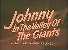 Johnny The Giant Killer Johnny In The Valley Of The