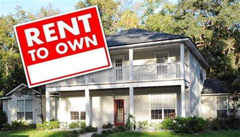 Lease To Own Houses - rent to own homes how it works free listings rent to