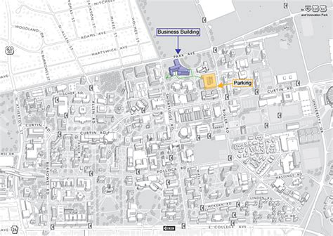 directions to nittany parking deck location penn state smeal college of business