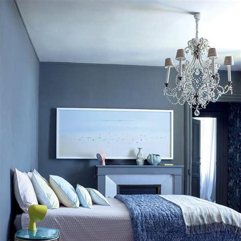 chambre photo chambre bleu maison