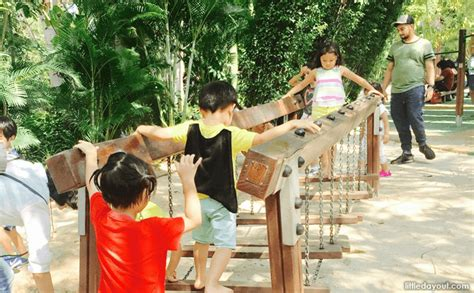 Little Day Out Guide To Playgrounds In Singapore
