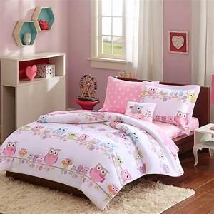 Girls, Bedding, Set, 8, Pc, Queen, Size, Pink