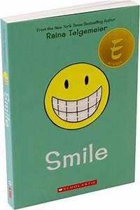 Smile : Raina Telgemeier : 9780545132060