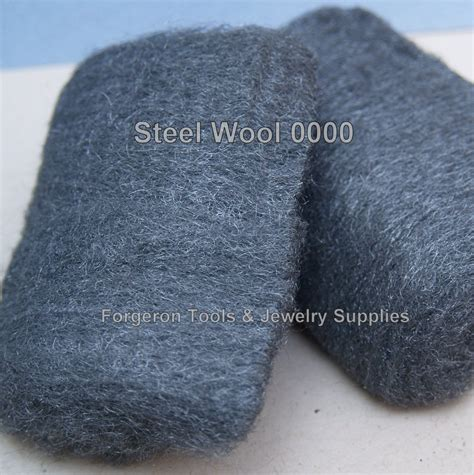 Steel Wool Super Fine 0000 For Polishing Your Metal Set Of 2