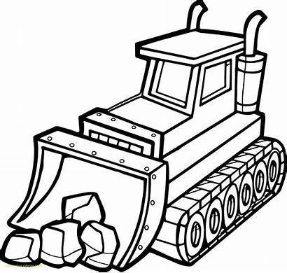 Bulldozer Clipart Drawing Simple Getdrawings Webstockreview