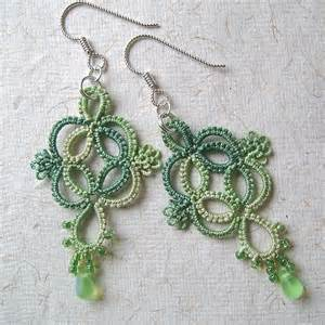 Free Crochet Jewelry Patterns Earrings
