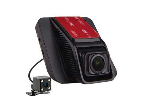 The Frizione Car Dash Cam Features Both Front And Rear