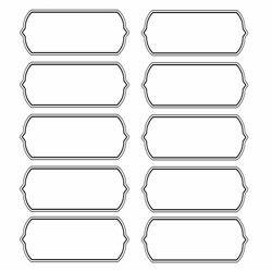 free printable organizing labels for all your stuff in With how to print out labels