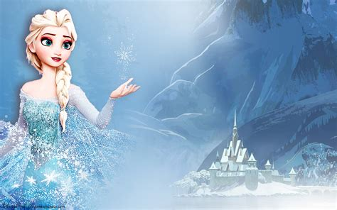 Queen Elsa  Frozen Wallpaper (36219499) Fanpop