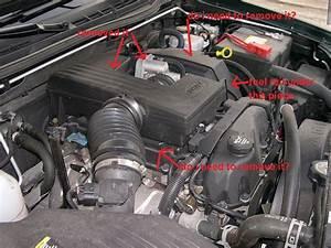 How To Remove Fuel Injectors  Vortec 2 9l