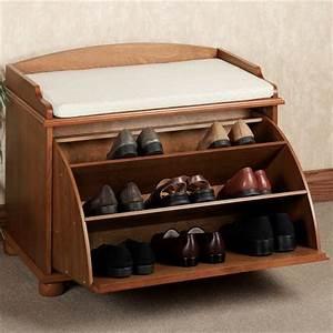 Ayden Shoe Storage Bench