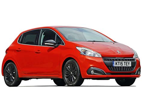 peugeot cars peugeot 208 hatchback review carbuyer