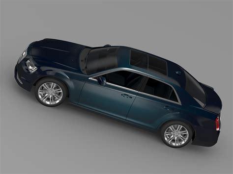 Chrysler 300 Models by Chrysler 300 C Lx2 2016 3d Model Flatpyramid