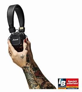 Kabellose Bluetooth Kopfhörer : kaufe marshall major ii kabellose kopfh rer bluetooth ~ Kayakingforconservation.com Haus und Dekorationen