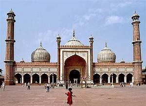 Jama Masjid Delhi Wallpapers - Islamic Wallpapers, Kaaba ...