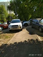 Парковка на тротуаре штраф юридических лиц