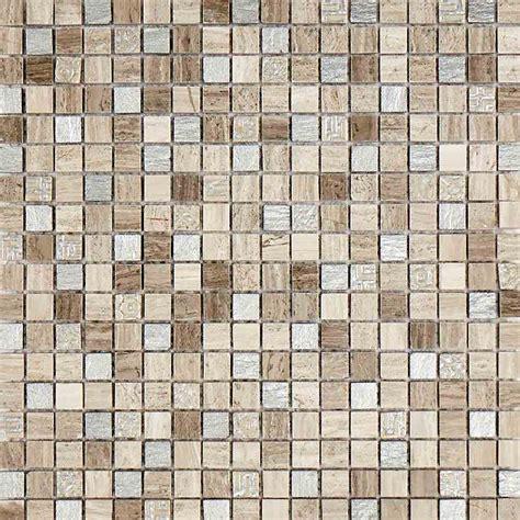 Ashdown Grey Silver Mosaic Floor & Wall Tiles