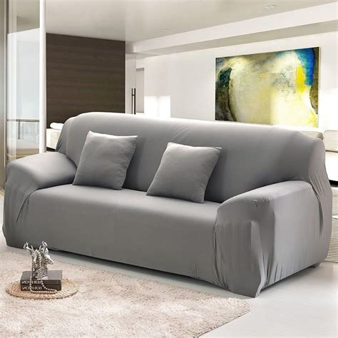 fitted covers for settees 1 2 3 sofa covers slipcover stretch elastic fabric