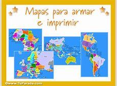 Mapas interactivos Tarjetas de mapas, mapas con división