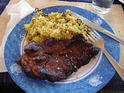 cuisine of madagascar madagascar food zebu staek and