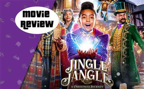 Jingle Jangle: A Christmas Journey Movie Review: A Magical ...