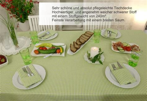Tischdecken Sondermase by Freuen Sie Sich Auf Diese Neue Vichy Tischdecke