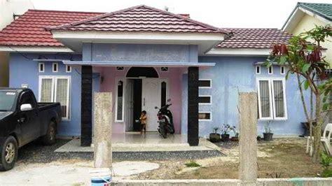 desain rumah sederhana ala pedesaan rumah xy