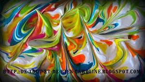 Faire Briller Le Marbre : papier marbr cr me raser et peinture l 39 eau liquide ~ Dailycaller-alerts.com Idées de Décoration