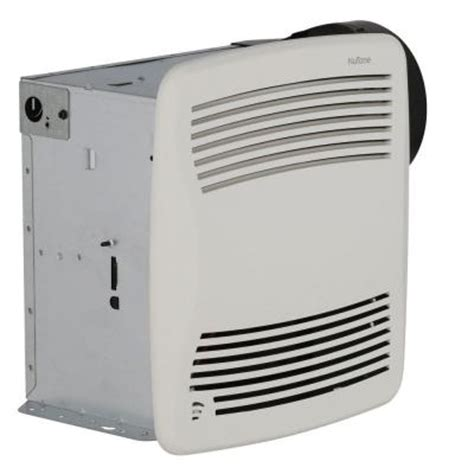 Humidity Sensing Bathroom Fan Heater by Nutone Qtx Series Very Quiet 110 Cfm Ceiling Humidity
