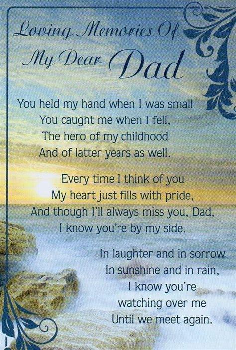 dad memorial quotes funeral quotesgram