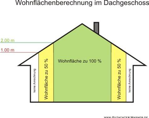 Wohnfläche Berechnen Dachschräge by Wohnfl 228 Che Mit Dachschr 228 Und Gauben Kann Mir Da