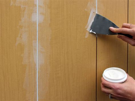 paint wood paneling abrams painting