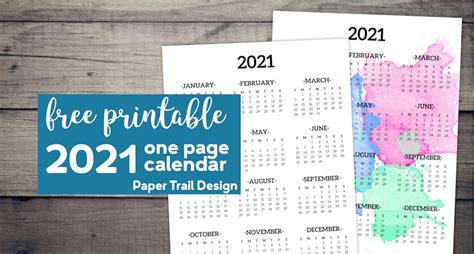 View 2021 Calendar Year Printable  Gif