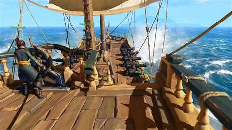 Sea of thieves xbox one | windows 10. Sea of Thieves - Rare's Swashbuckling Adventure for PC ...