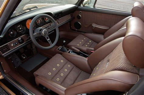 porsche 911 singer interior singer vehicle design shows 39 best of the best 39 during 2015