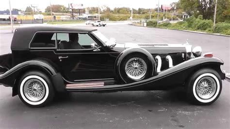1983 Excalibur Series IV Phaeton | St. Louis Car Museum ...