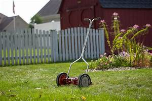 American Lawn Mower Hand Reel 14 Inch 5 Blade Push Lawn