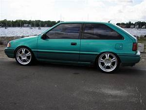 Mitsundai 1994 Hyundai Excel Specs  Photos  Modification